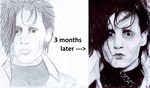 3 Months Later by MKoji
