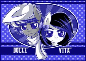 .:Dolce and Vita:. by BubblegumBloo