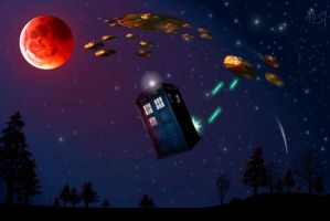 Daleks attack. by ane3