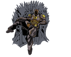 Iron Skin for the Iron Throne by HoldXtoRevive