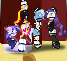 A Magician's Escape Act by Ponyguy67