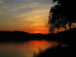 Taneycomo Sunset by CMT16