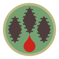 2nd Proserpina Hussars Insignia, Conj. by Viereth