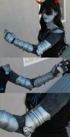 Aw yeah. Borg arm= done. by Traumagician