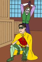 Jason and the Joker by VoteDave