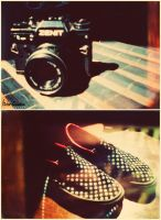 Vintage is. Retro does. by byCavalera