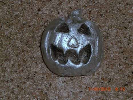 Aluminum Pumpkin by Lily-Hith-Silme