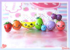 A Fruity Family by Zhoira