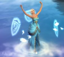 Blue magic. Perfect World by Alycha