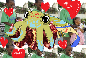 CUTTLEDAWG IS LUVV by Poundie