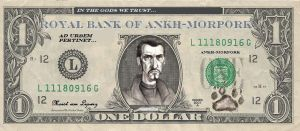 The Ankh-Morpork Dollar by AgProv