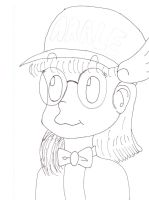 Arale (Dr. Slump [that's a manga]) by ATAtLASWPJatO