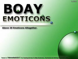 Boay Emoticons by smeetrules