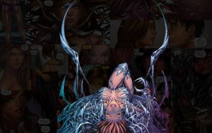 Witchblade.Bedside by Troilus
