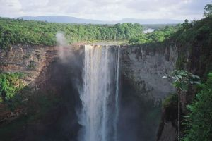 The mighty kaieteur falls by commanderlewis