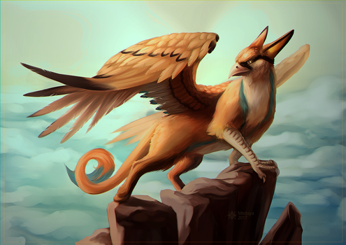 COMMISSION: Galvin by Medaya