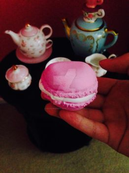 Clay Macaroon by MySapphireReverie