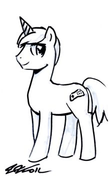 Original Character Pony by John Joseco by Gamer101-123