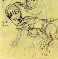 Mystra and Rover_sketches35 by Mystra-Inc
