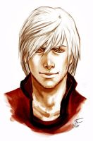 Dante Sketch [DMC] by Besteck