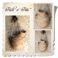 Pack-0-Pots by Just-A-Little-Knotty
