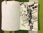 DoodleBook 137 - time warp by doodler14