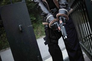 Resident evil 4 Leon kennedy by Asuka10