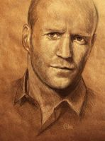 Jason Statham by Feyjane