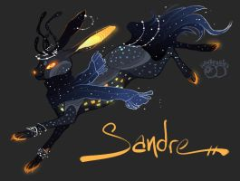 Jackalope speed auction - Sandre (closed) by hawberries