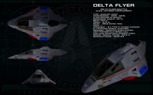 Delta Flyer ortho by unusualsuspex