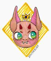 Markers - Bat by Doutarina