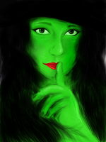 Wicked Witch of the West by Frodos