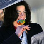 MJ with lollipop by QueenOfCelebrities94