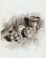 Still life 2 by DHTenshi