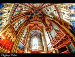 Colorful Chappel by calimer00