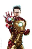 Iron man 3 by maXKennedy