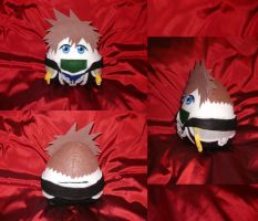 Cosplay Onigiri - Sora by merlinemrys