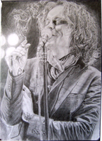 Ville Valo by Mia-the-Bruce