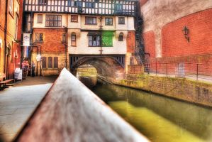 High Bridge, Lincoln... by TheBaldingOne