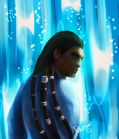 Legend of Korra- Tarrlok by RavenNoodle
