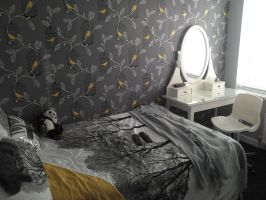 My Room by noonfeather