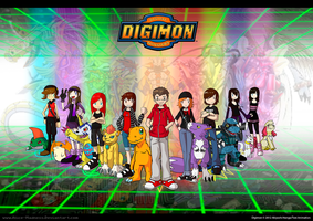-The New Digidestined- by Nega-Lara