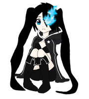 Black Rock Shooter by MiStraLL