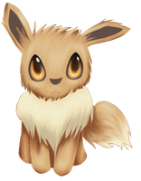 Request- Eevee by Nalenthi