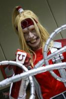 Omega Red Cosplay by cynicalcedie