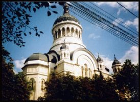 Orthodox Church by DaisyBisley
