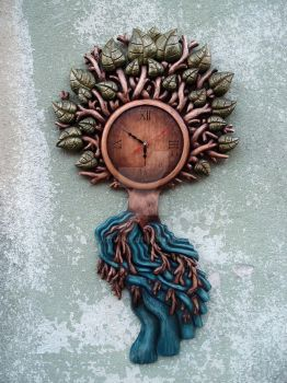 The Time tree by Ljotunnr