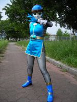 kazari pose1 by eiyuclub