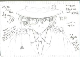 Kaitou KID My Old Drawing 8 by ShunShirouAyaka-KS