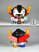 Voltron Dunny 1 by STR1KU